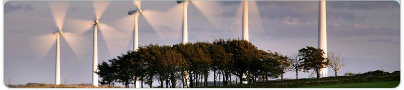 Wind Farm near Millhouse Green